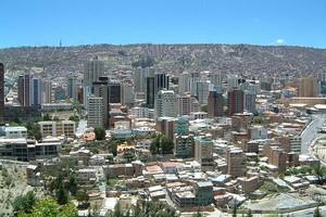 Wynajem Samochodów La Paz