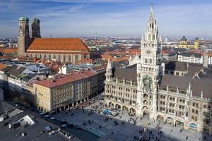 Wynajem Samochodów Monachium
