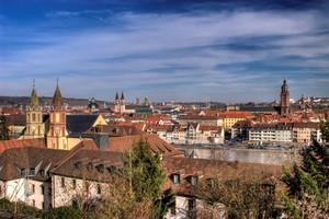 Wynajem Samochodów Würzburg