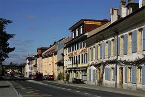 Wynajem Samochodów Yverdon Les Bains